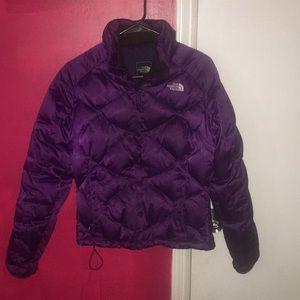 Northface Puffer Coat 550